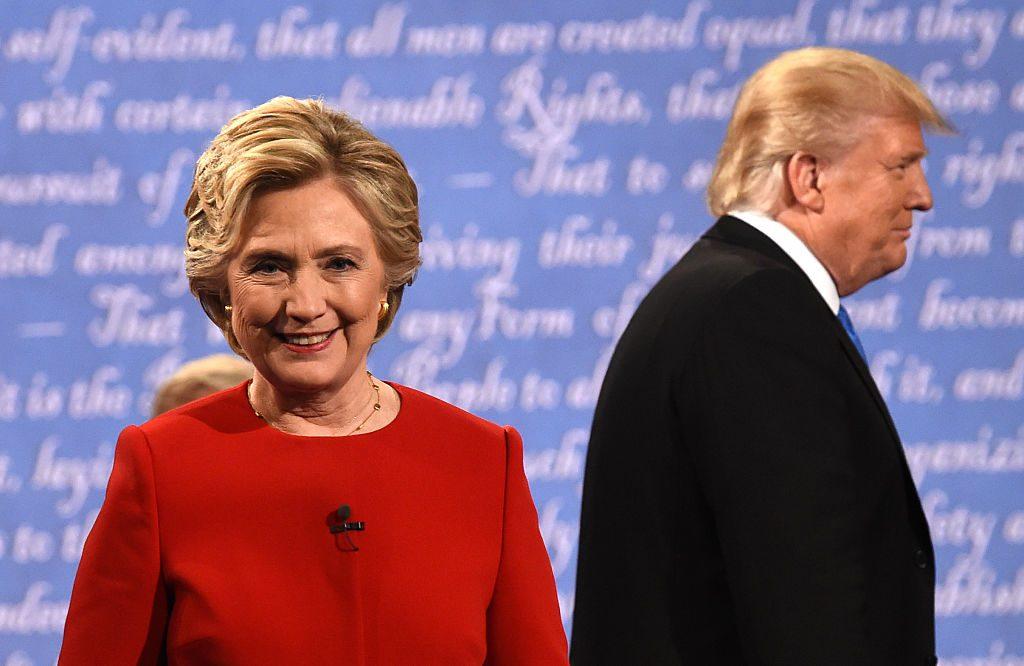 Trump или Clinton