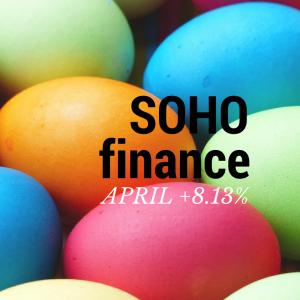 SOHO Finance результат за апрель 8,13%